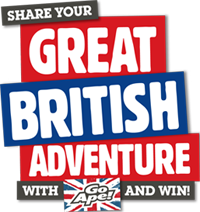 Go Ape's Great British Adventure logo